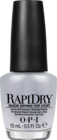 RapiDry Top Coat - Base Coat & Top Coat - OPI