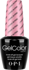 I Think in Pink - GelColor - OPI