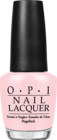 Kiss on the Chic - Nail Lacquer - OPI