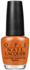 Freedom of Peach - Nail Lacquer - OPI