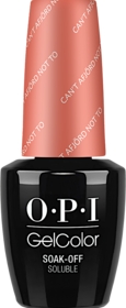 Can't aFjörd Not To - GelColor - OPI