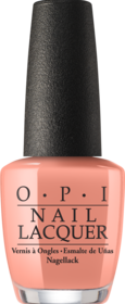 OPI California Dreaming Summer 2017 Collection nude peach nail polish Barking Up The Wrong Sequoia