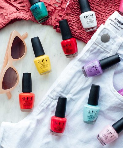 Summer Nail Colors, Trends, & Nail Art