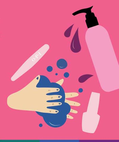 Nail Salon Hygiene: You're in Good Hands