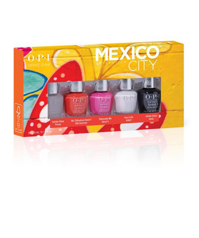OPI Mexico City Collection Gifting
