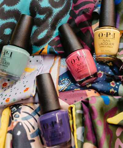 Trending in Fashion with OPI Blog