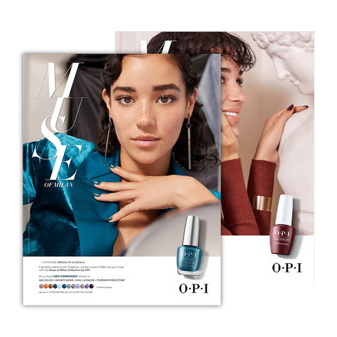 OPI Milan Collection Posters