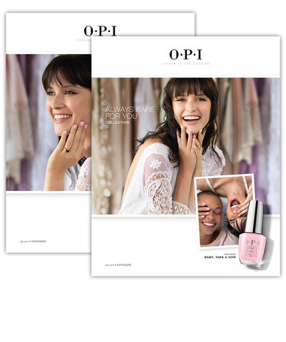 OPI Professional Posters and Marketing Materials