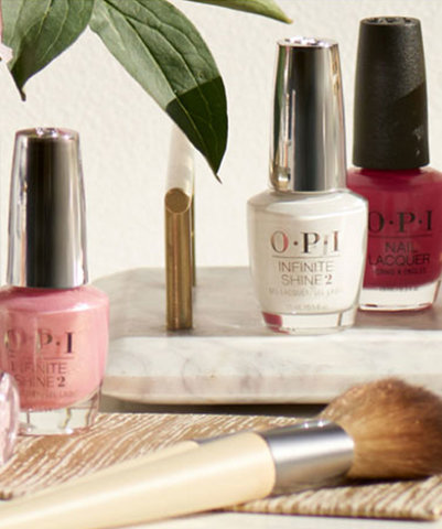 OPI's Stay at Home Guide