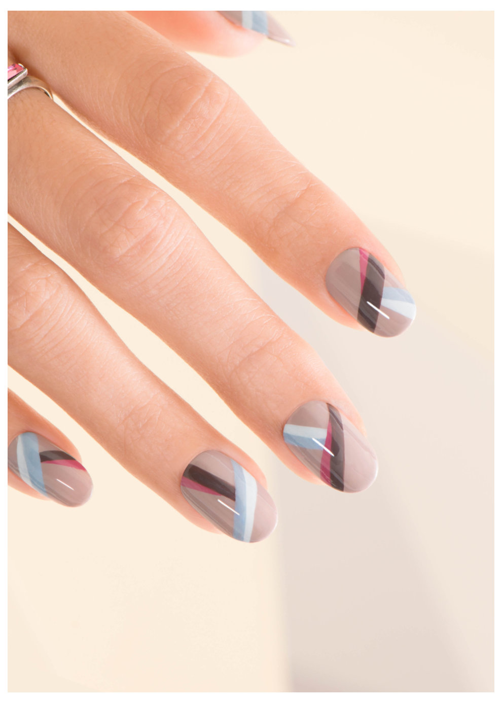 Once on This Iceland - OPI Nail Art