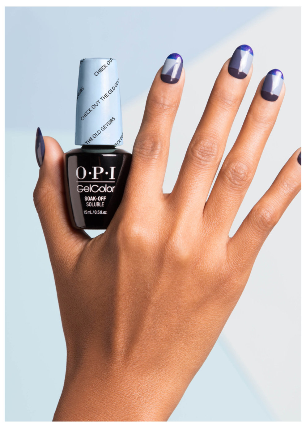 Nail art gallery opi ice climber prinsesfo Images