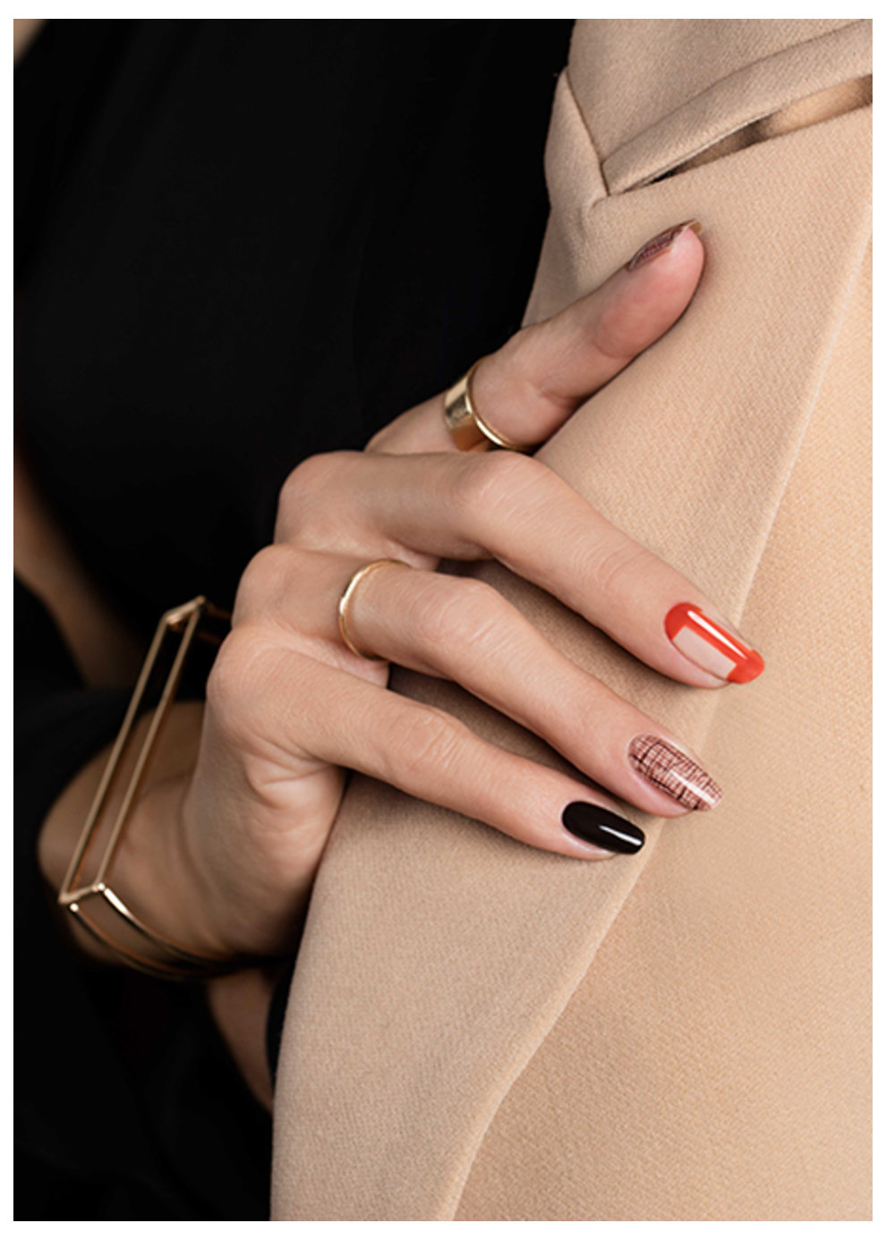 The Beltway  - OPI Nail Art