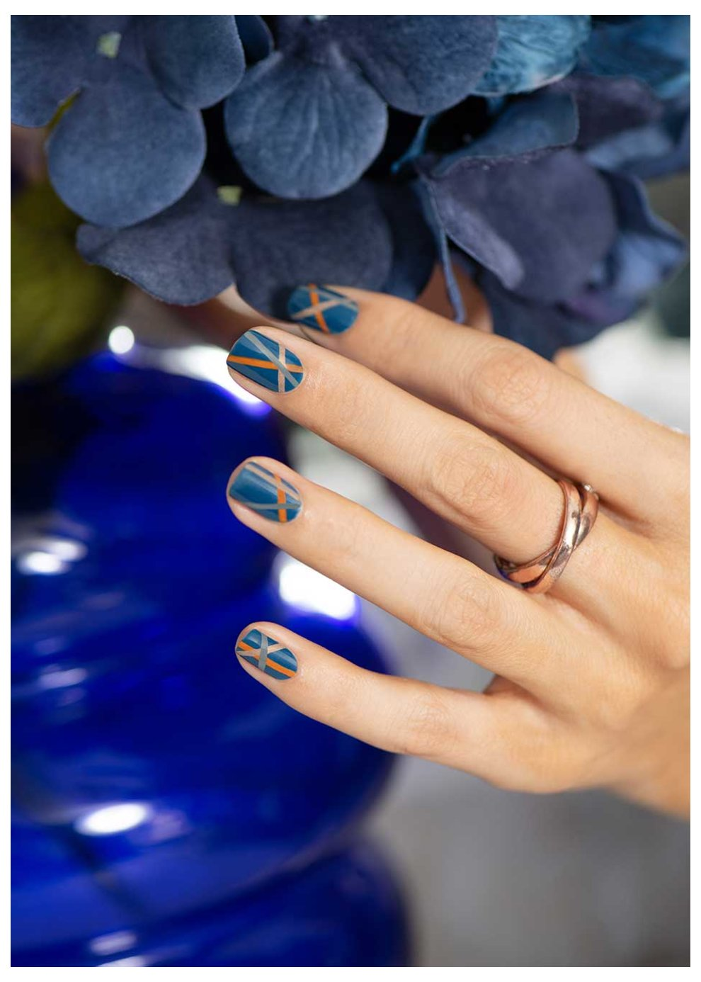 OPI Muse of Milan Fine Lines Nail Art