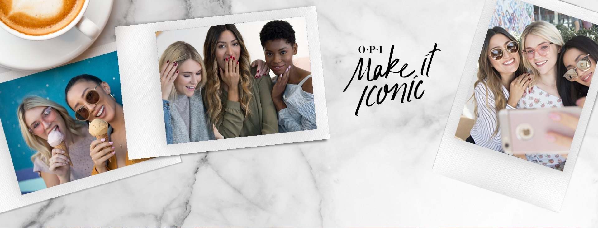 OPI iconic shades Make It Iconic collection