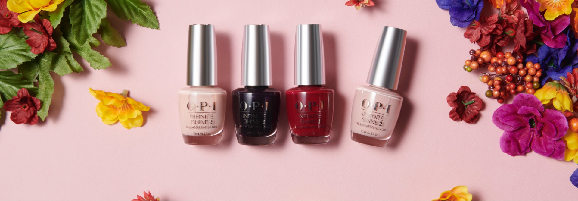 OPI Infinite Shine long wear nail polish