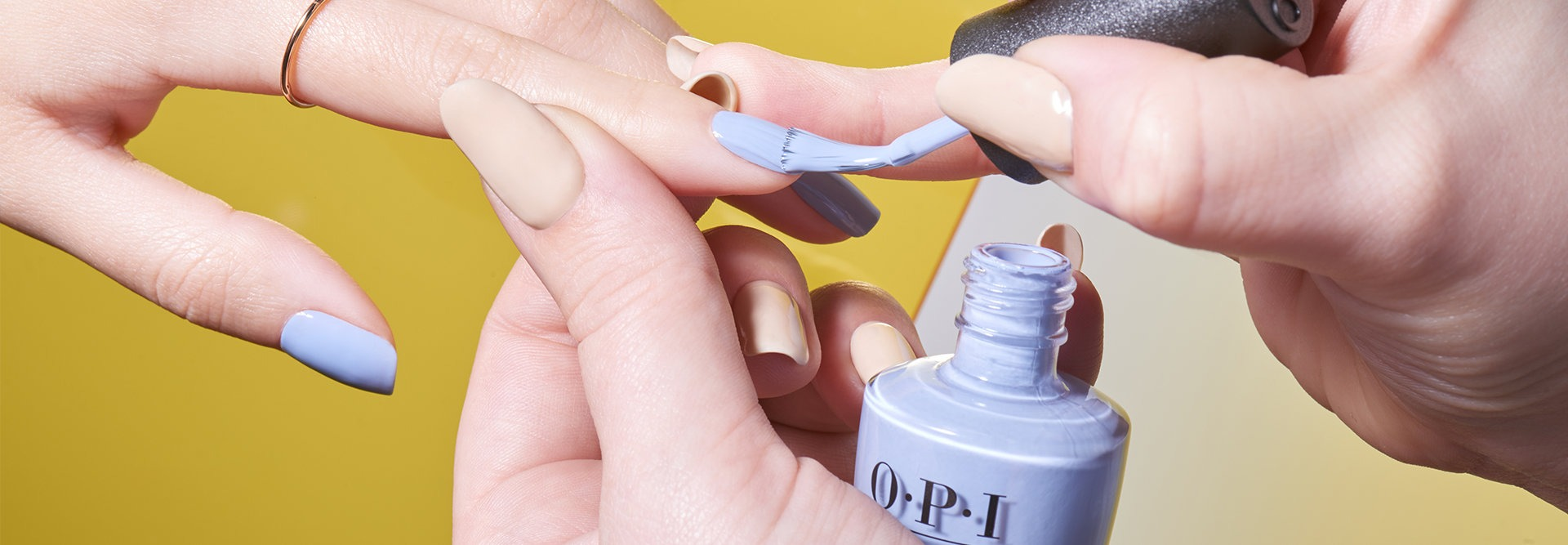 OPI Trending shades for May