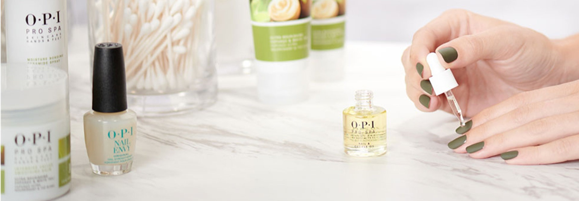 OPI ProSpa Skincare for Hands & Feet