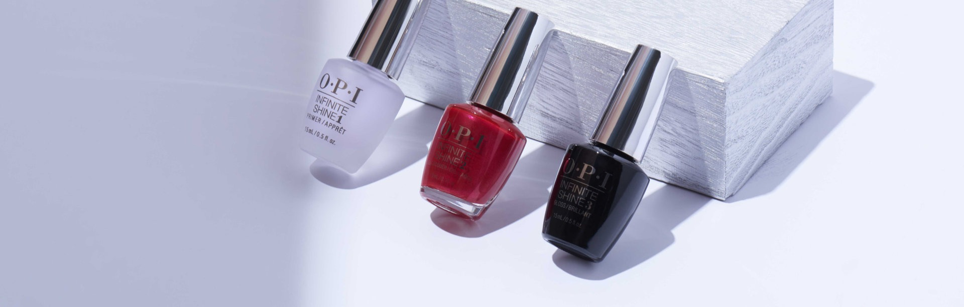 OPI Infinite Shine: 11 days of wear and shine perfection