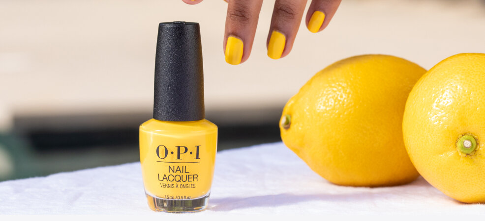 Shop the OPI Hollywood Collection