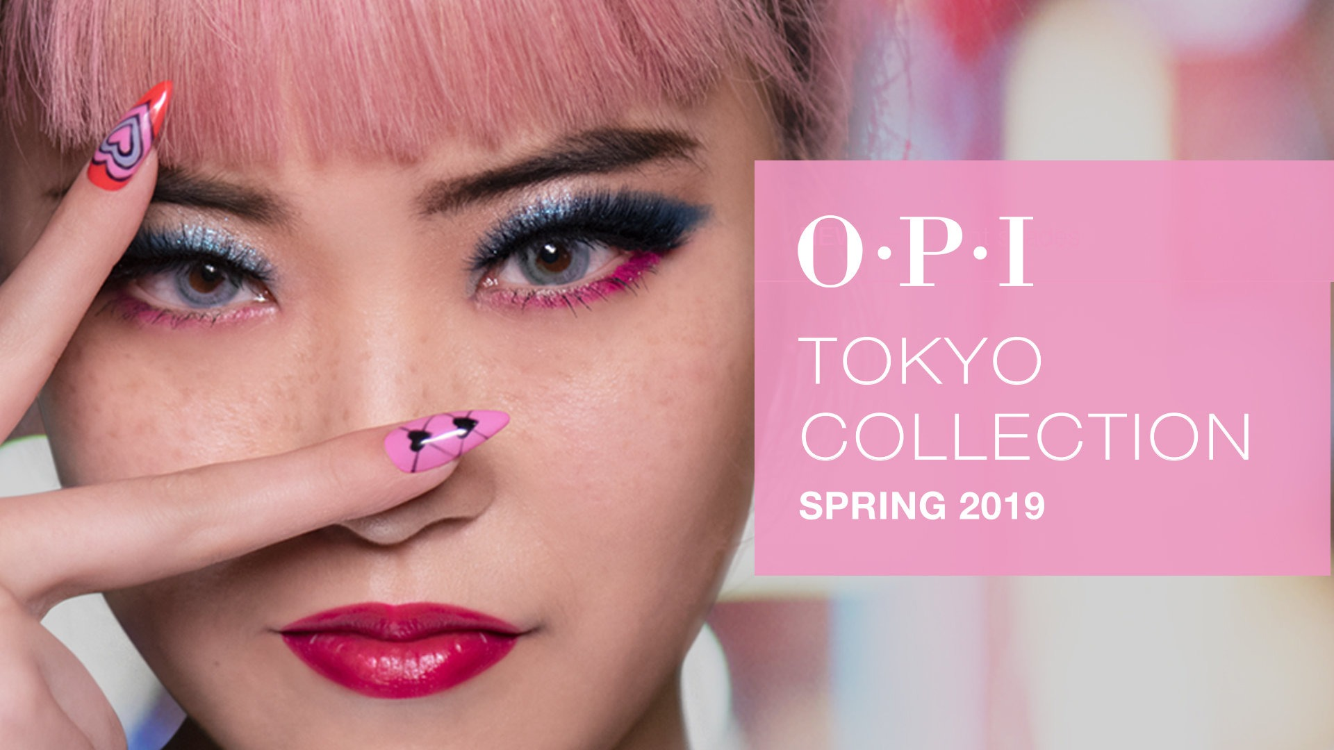 OPI Tokyo Collection Video