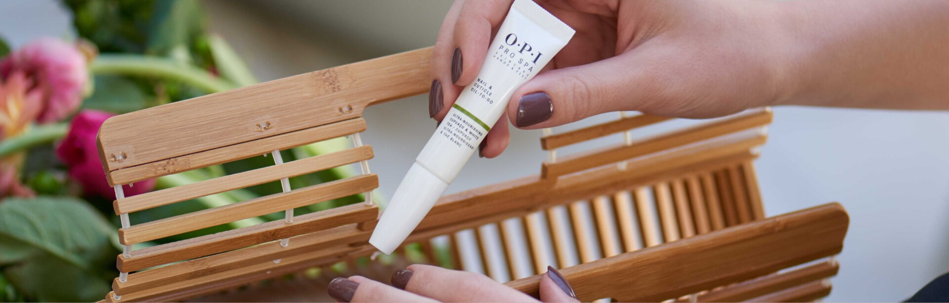 OPI skincare hands and feet