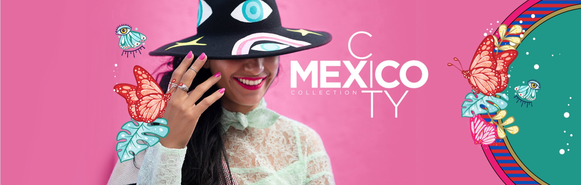 Shop the OPI Mexico City Collection