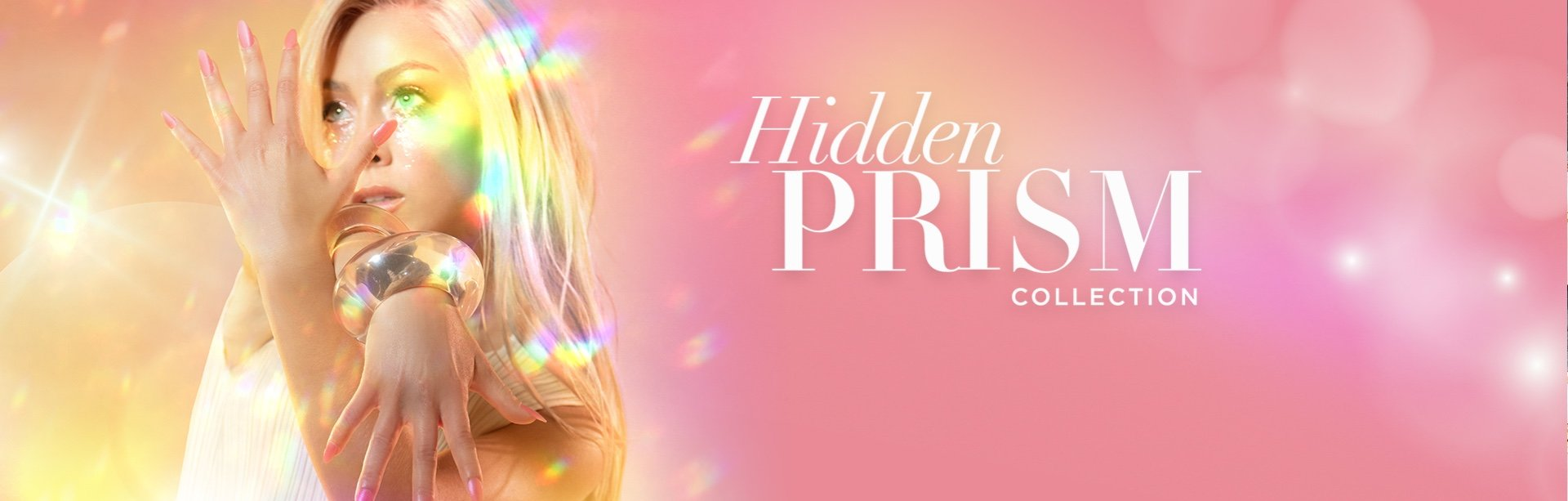 Shop the OPI Hidden Prism Collection