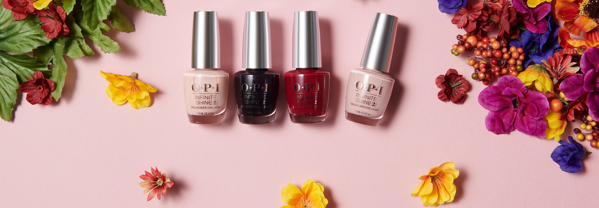 OPI wedding nail polish shades