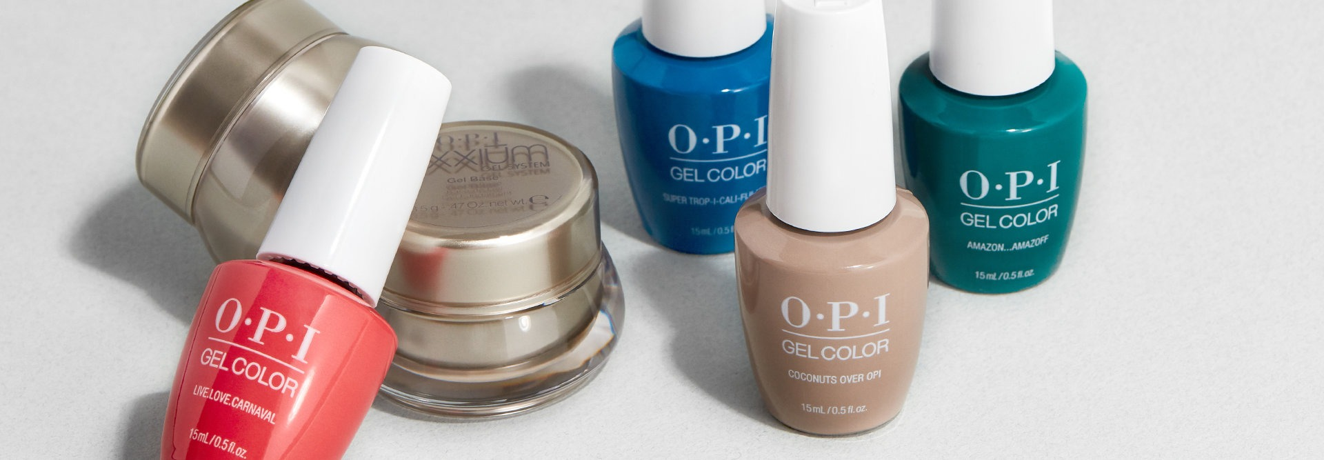 Gel Nail Polish | OPI