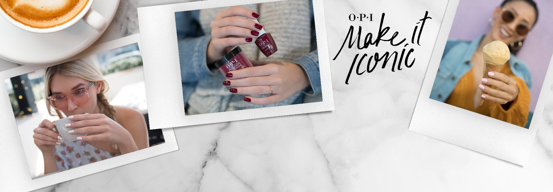 OPI Make It Iconic collezione
