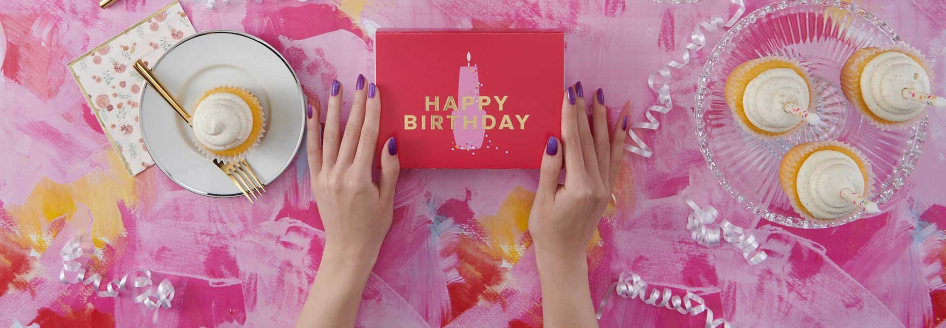 OPI Personalized gifting