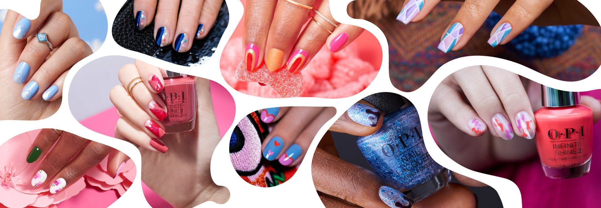 OPI nail art tutorials