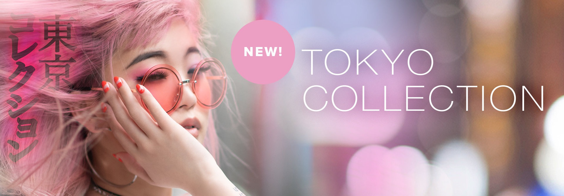 The OPI Tokyo Collection
