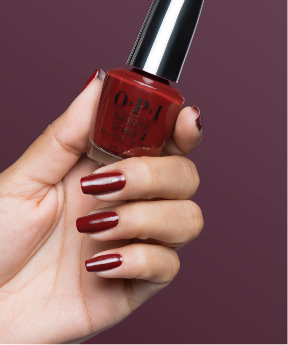 OPI shade of the moment