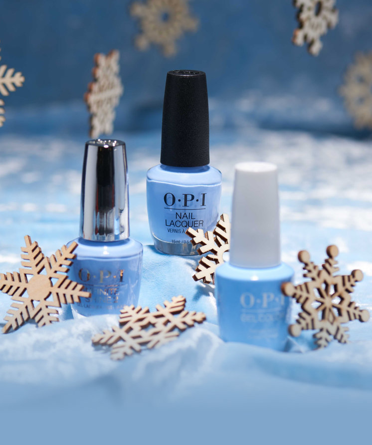 OPI Nutcracker holiday collection nail polish shade Dreams Need Clarafication