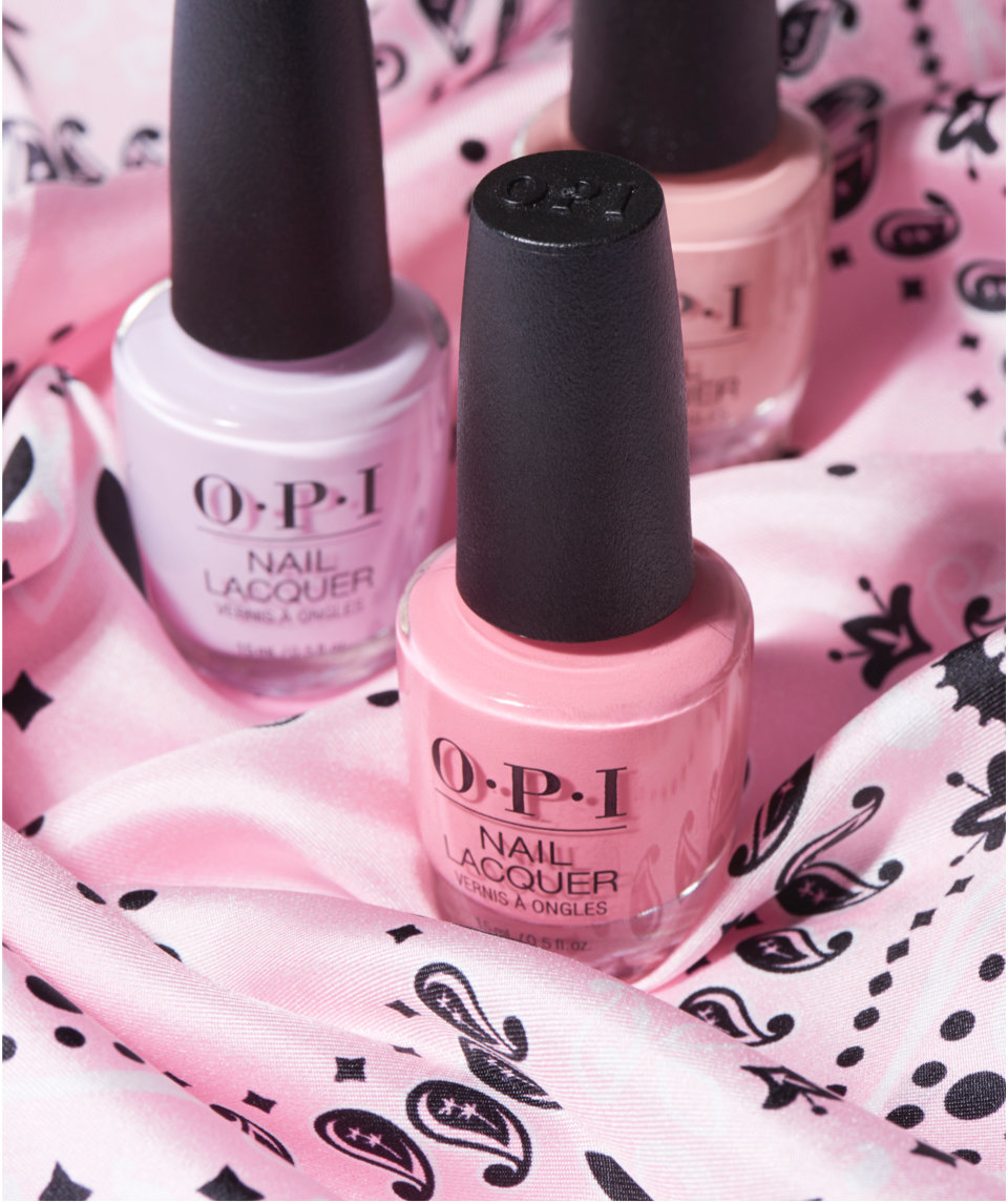 New summer nail polish from OPI