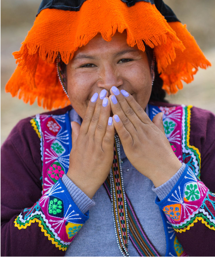 OPI Blog: Color and Cultures of Peru