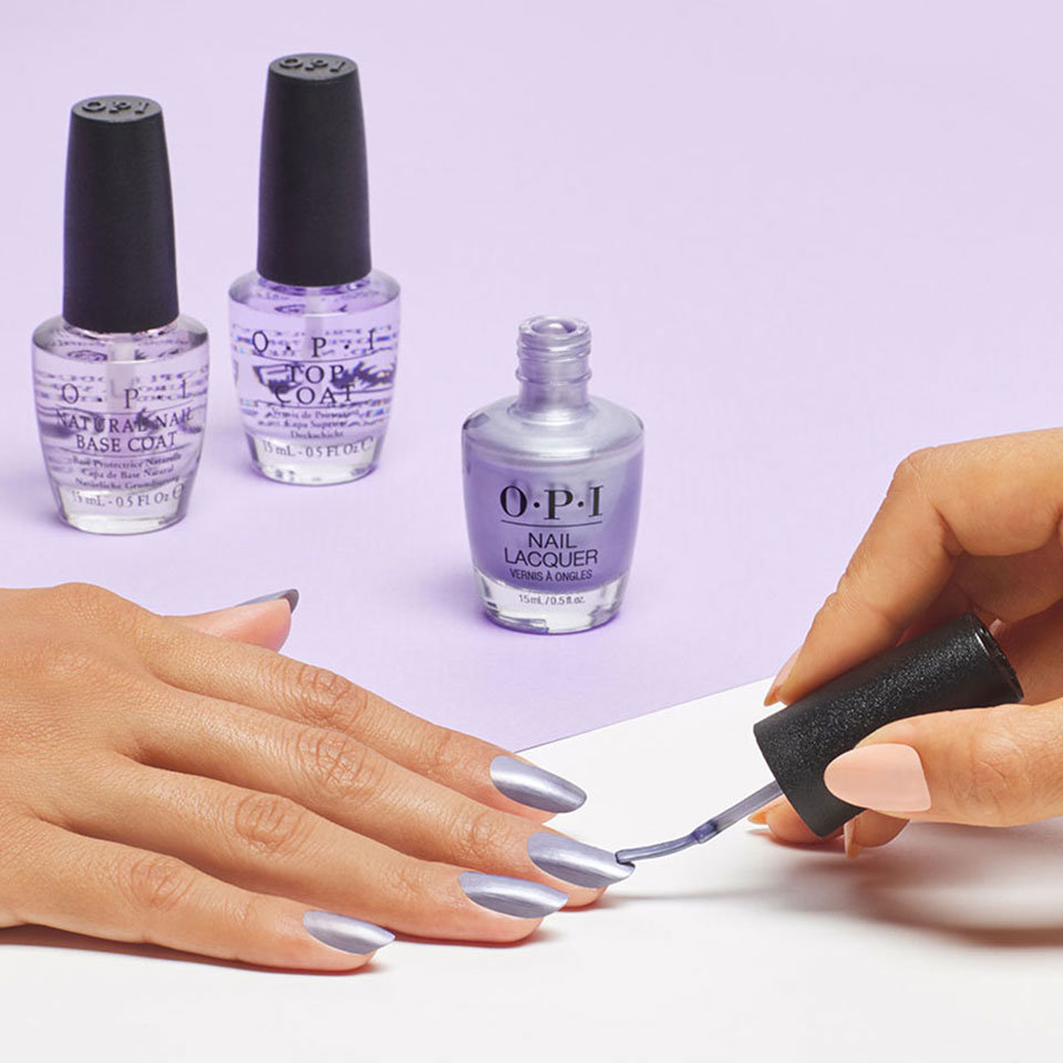 The perfect at home manicure