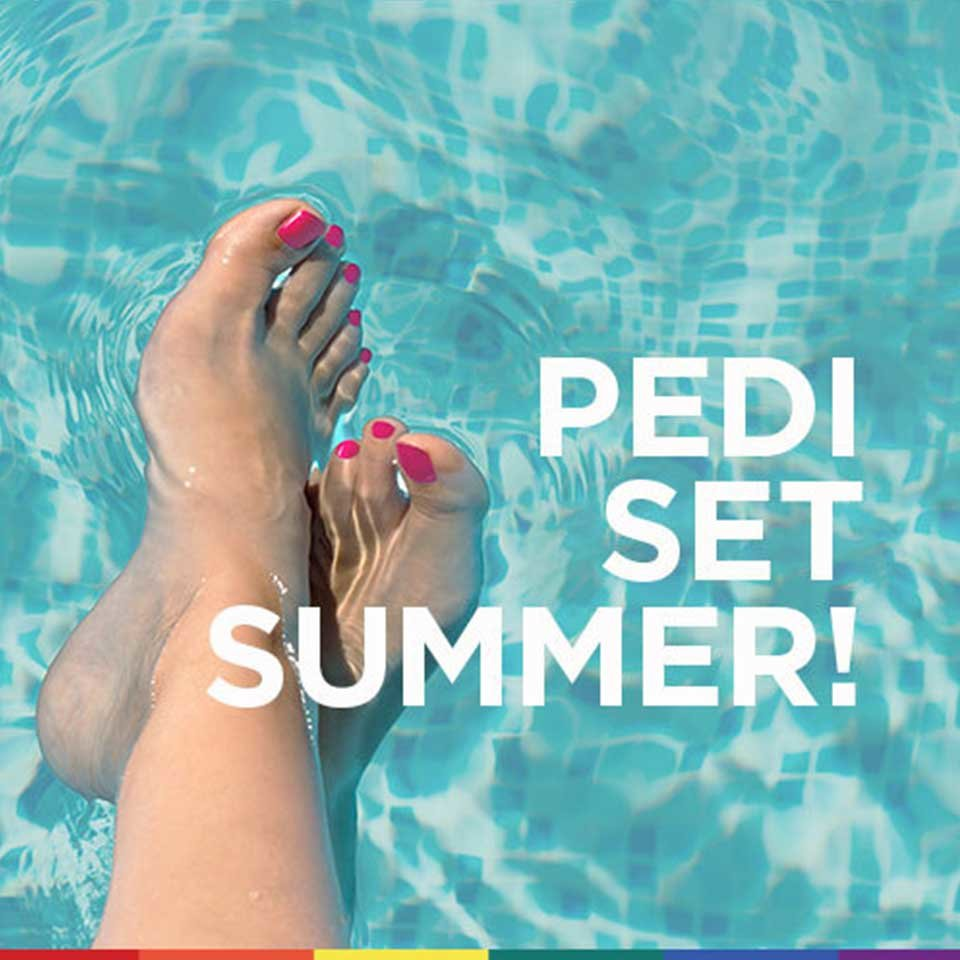 5 Tip for Getting your Best Summer Pedicure