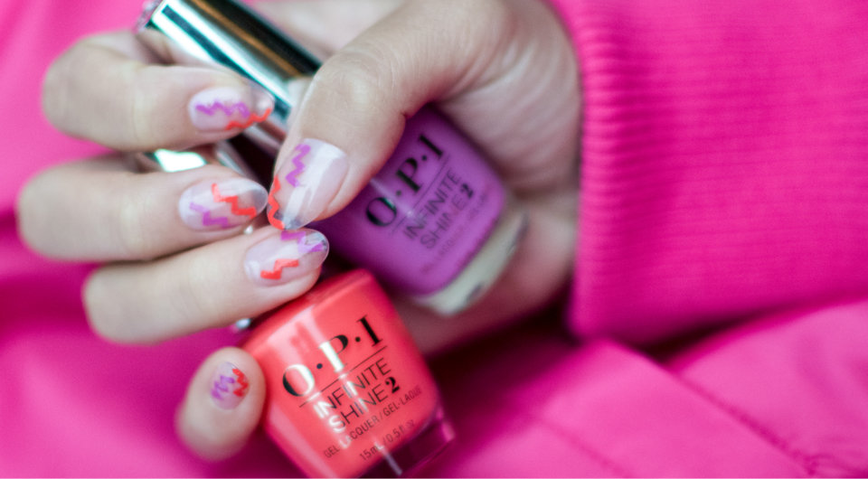 OPI Tokyo Collection Nail Art Trends