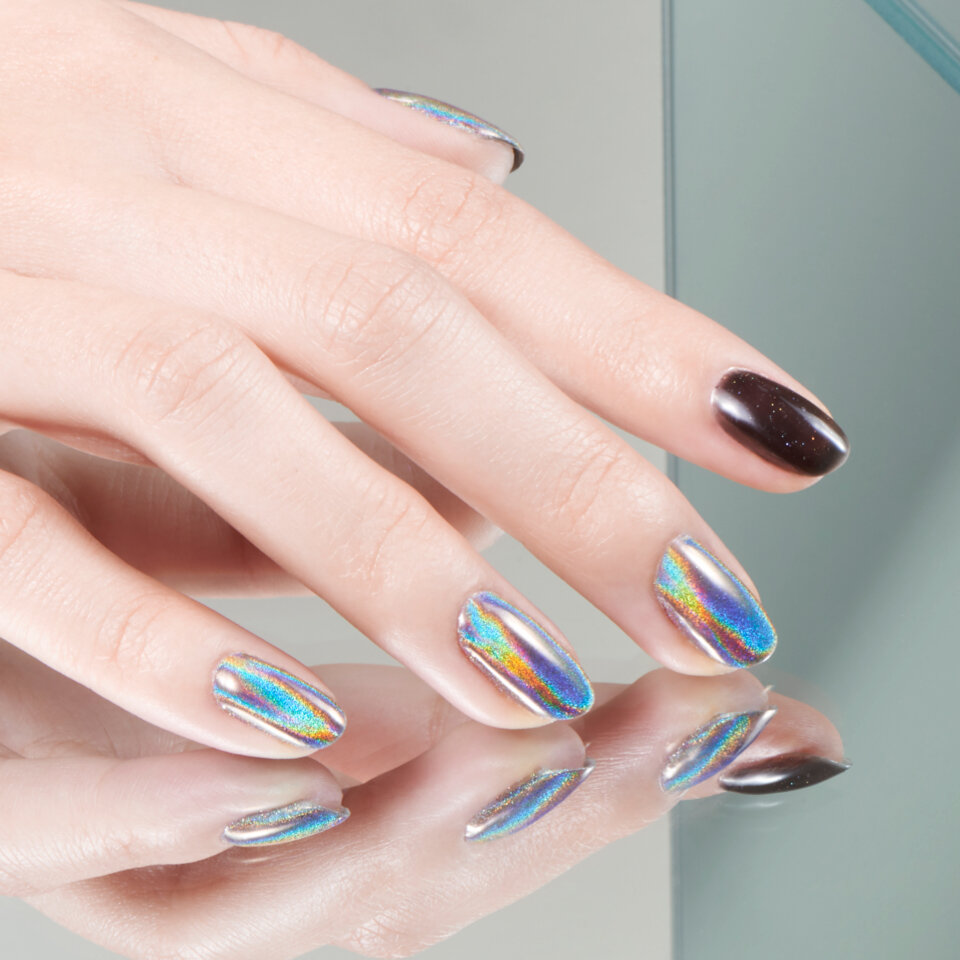 OPI Chrome Effects professional system