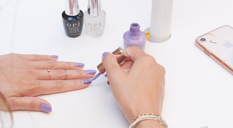 OPI Infinite Shine Play