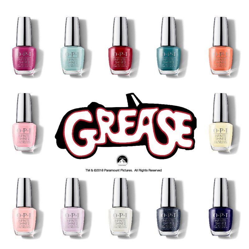 OPI Grease Collection Attribute image