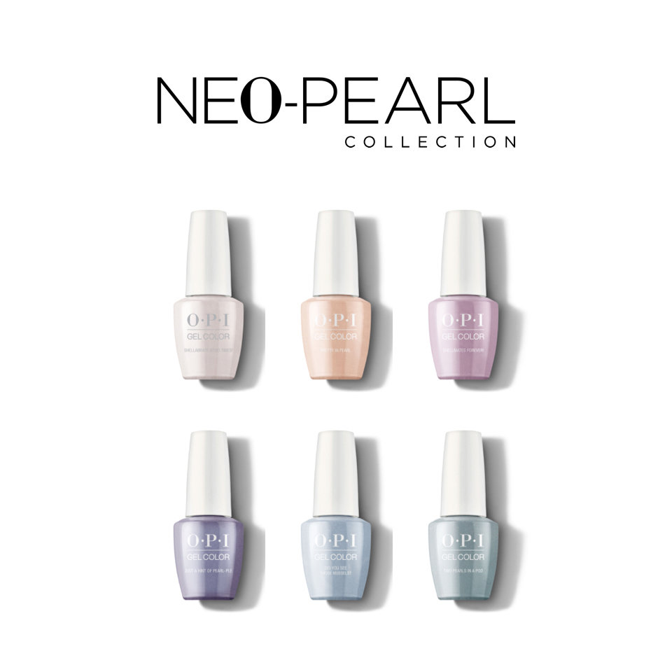 Shop OPI Neo-Pearl Collection Gel Polish