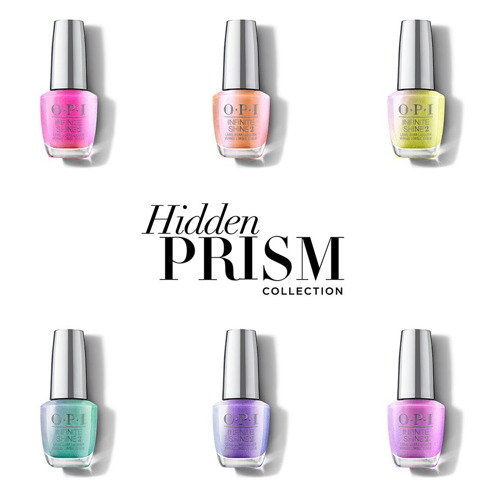 OPI Hidden Prism Collection Infinite Shine