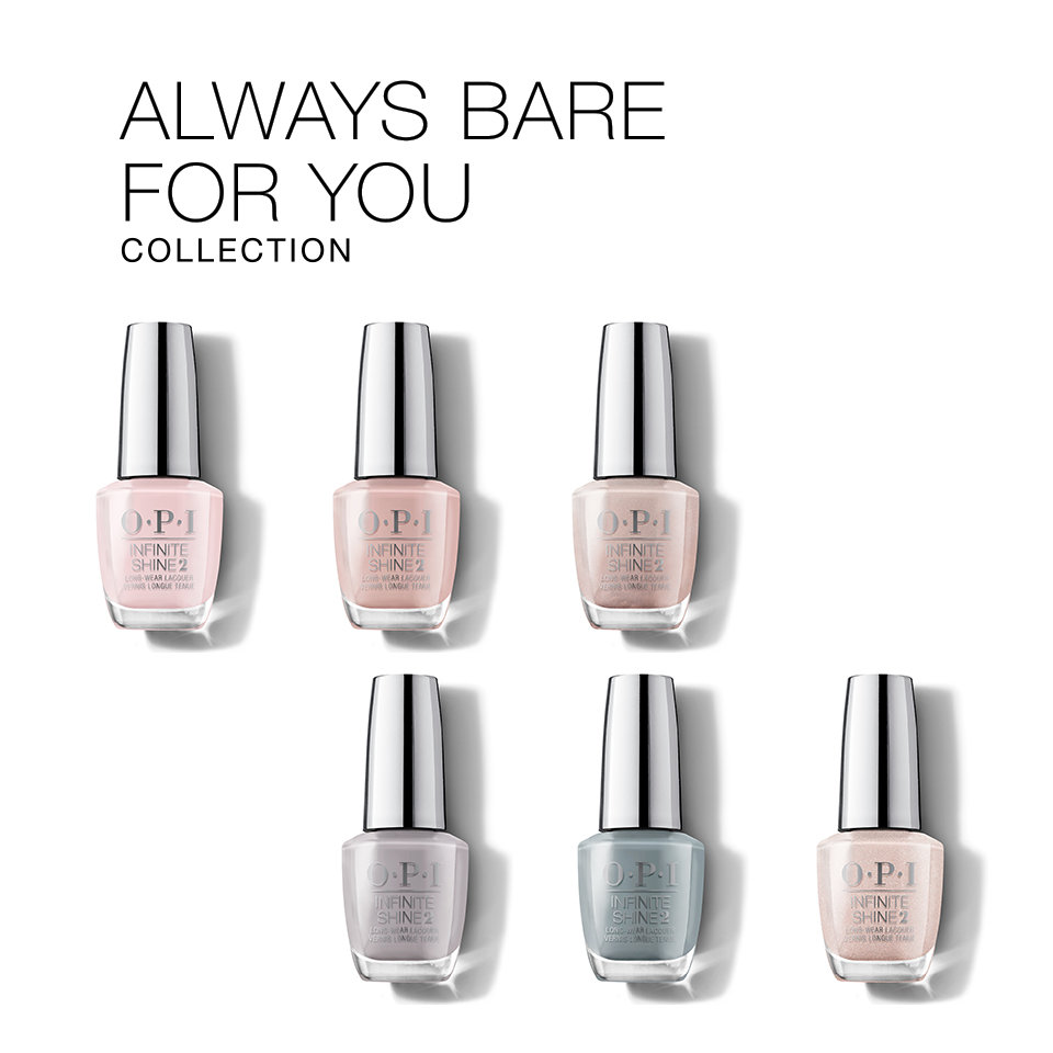 OPI's Always Bare for You Collection