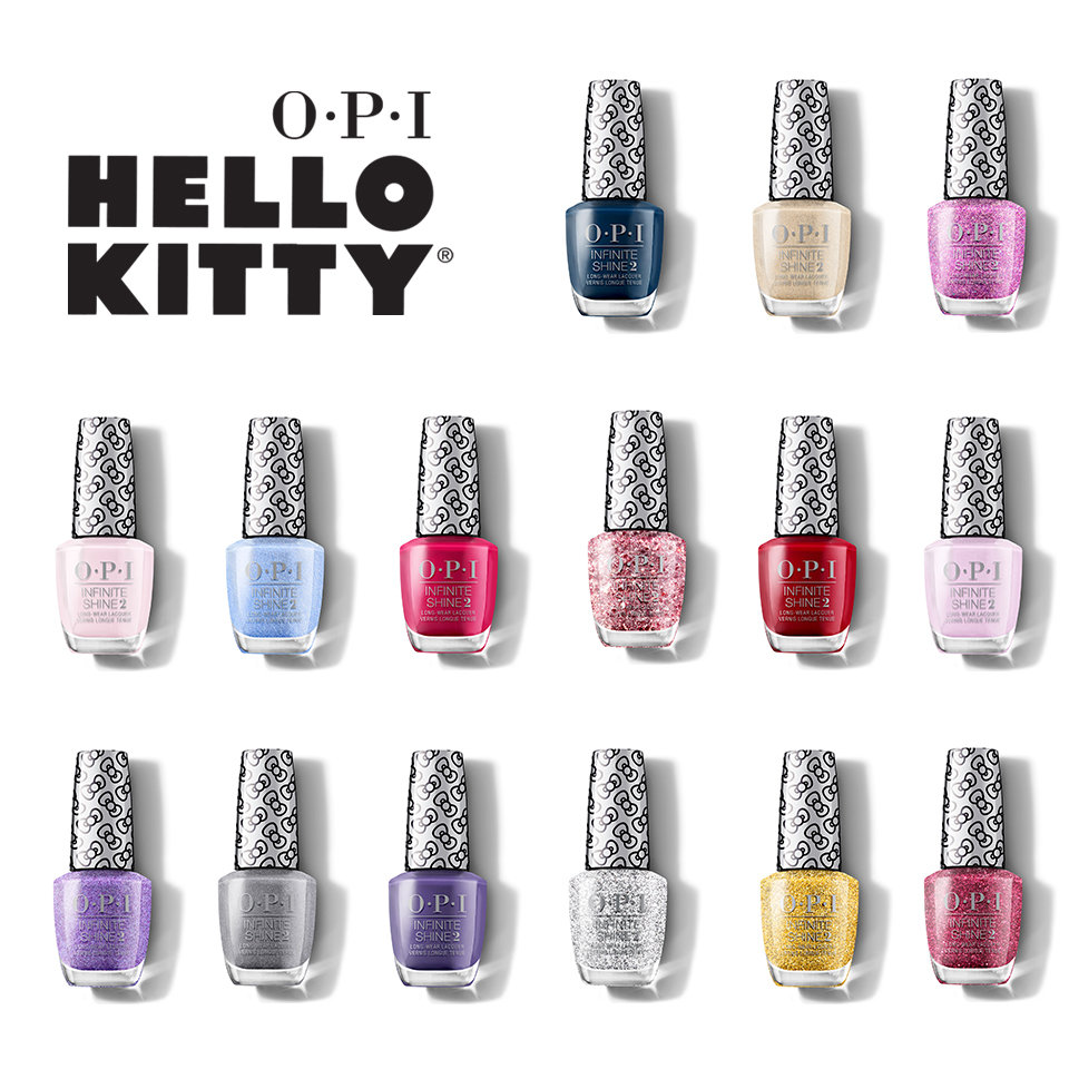 Shop the Hello Kitty Collection in Infinite Shine