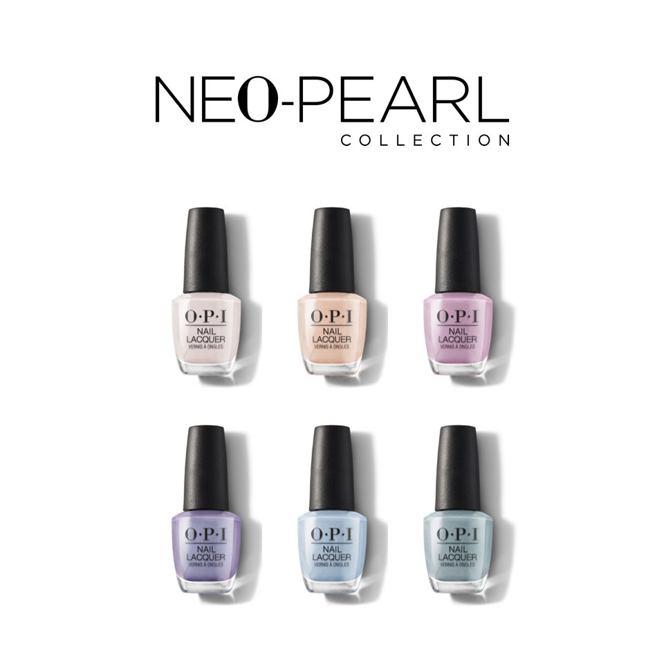 Shop OPI Neo-Pearl Collection Nail Polish