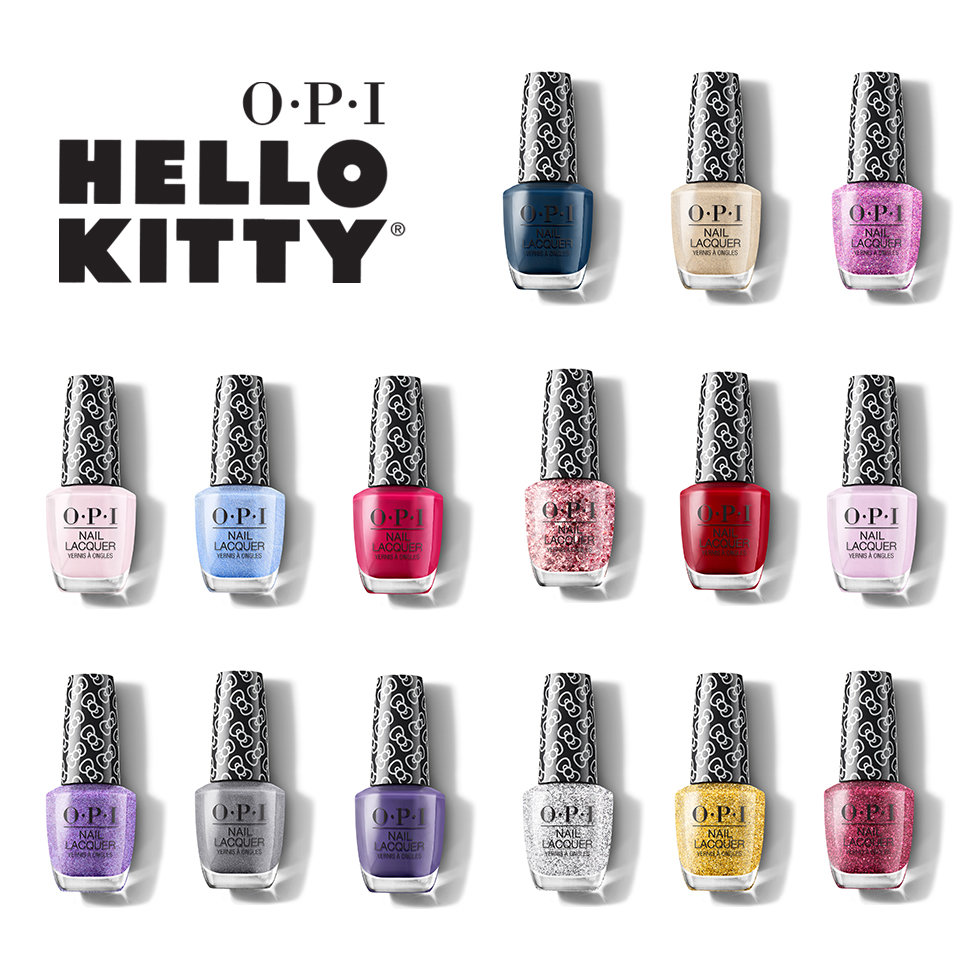 Shop the Hello Kitty Collection in Nail Lacquer