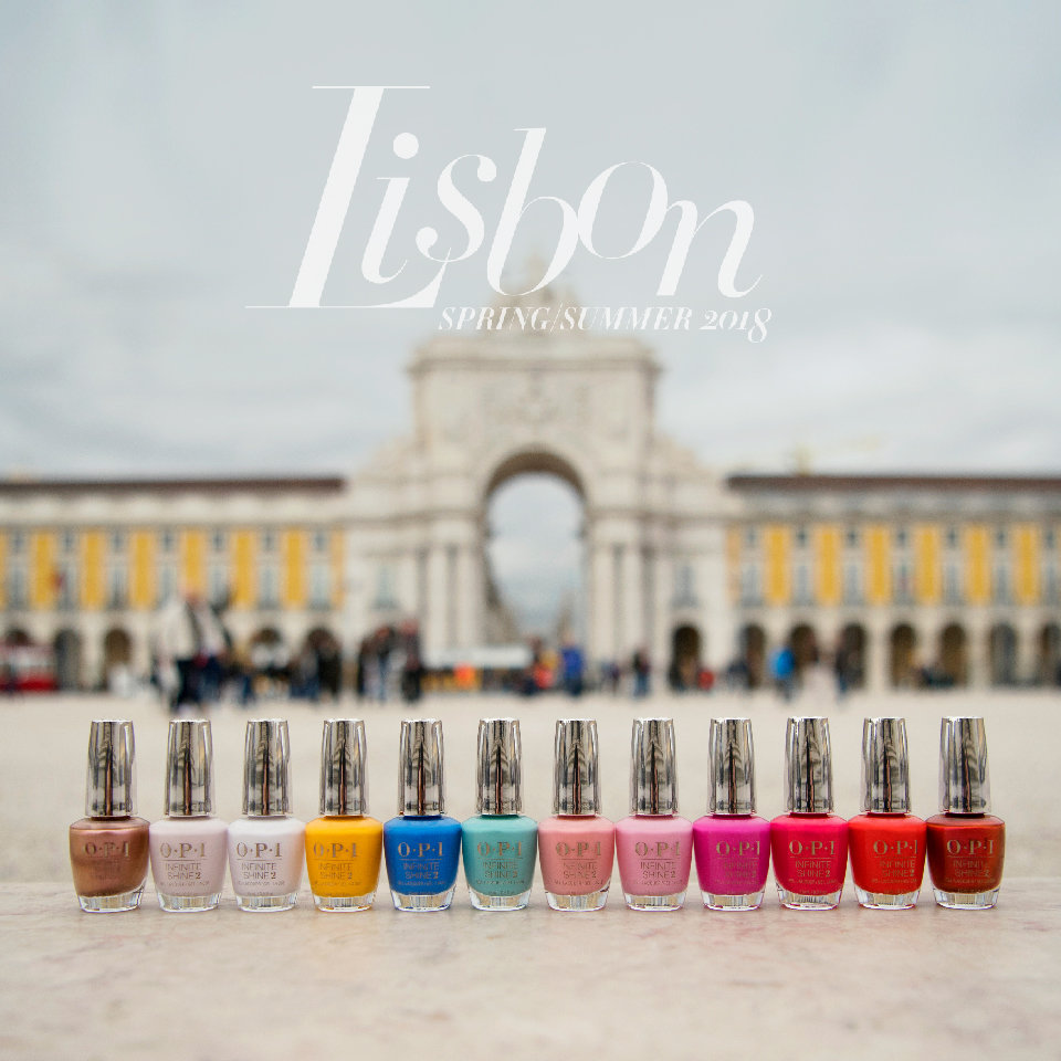 OPI Spring 2018 Lisbon Collection